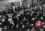 Image of Democratic Party Victory Dinner Washington DC, 1937, second 5 stock footage video 65675050164