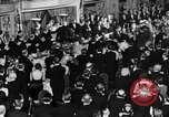 Image of Democratic Party Victory Dinner Washington DC, 1937, second 7 stock footage video 65675050164