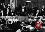 Image of President Franklin D. Roosevelt Washington DC USA, 1937, second 7 stock footage video 65675050165