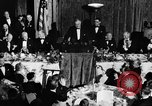 Image of President Franklin D. Roosevelt Washington DC USA, 1937, second 9 stock footage video 65675050165