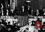 Image of President Franklin D. Roosevelt Washington DC USA, 1937, second 10 stock footage video 65675050165