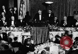 Image of President Franklin D. Roosevelt Washington DC USA, 1937, second 11 stock footage video 65675050165