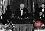 Image of President Franklin D. Roosevelt Washington DC USA, 1937, second 5 stock footage video 65675050167
