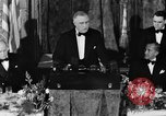 Image of President Franklin D. Roosevelt Washington DC USA, 1937, second 6 stock footage video 65675050167