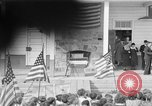 Image of President Franklin D. Roosevelt Pine Mountain Valley Georgia USA, 1937, second 1 stock footage video 65675050178