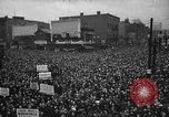 Image of Franklin Roosevelt reelection campaign United States USA, 1940, second 1 stock footage video 65675050185