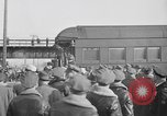 Image of Franklin D Roosevelt on campaign train Pennsylvania USA, 1940, second 1 stock footage video 65675050188