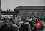 Image of Franklin D Roosevelt on campaign train Pennsylvania USA, 1940, second 2 stock footage video 65675050188