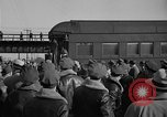 Image of Franklin D Roosevelt on campaign train Pennsylvania USA, 1940, second 3 stock footage video 65675050188