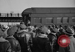 Image of Franklin D Roosevelt on campaign train Pennsylvania USA, 1940, second 6 stock footage video 65675050188