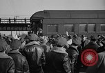 Image of Franklin D Roosevelt on campaign train Pennsylvania USA, 1940, second 7 stock footage video 65675050188