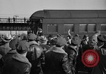 Image of Franklin D Roosevelt on campaign train Pennsylvania USA, 1940, second 8 stock footage video 65675050188