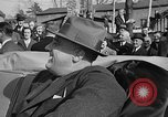 Image of President Franklin D. Roosevelt  Hyde Park New York USA, 1940, second 2 stock footage video 65675050192