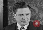 Image of Wendell Willkie delivering concession speech following election loss t United States USA, 1940, second 1 stock footage video 65675050194