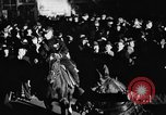 Image of Crowds celebrate on election night in Times Square New York City USA, 1940, second 1 stock footage video 65675050195