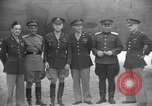 Image of American and Russian officers Tehran Iran, 1943, second 2 stock footage video 65675050205