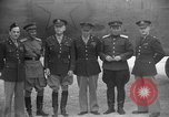 Image of American and Russian officers Tehran Iran, 1943, second 3 stock footage video 65675050205