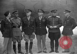 Image of American and Russian officers Tehran Iran, 1943, second 5 stock footage video 65675050205