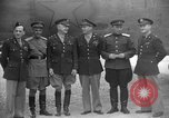 Image of American and Russian officers Tehran Iran, 1943, second 10 stock footage video 65675050205