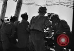 Image of British troops firing 5.5 inch field gun North Africa, 1941, second 9 stock footage video 65675050208