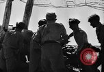 Image of British troops firing 5.5 inch field gun North Africa, 1941, second 10 stock footage video 65675050208