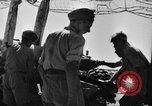 Image of British troops firing 5.5 inch field gun North Africa, 1941, second 11 stock footage video 65675050208