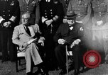 Image of Franklin D Roosevelt Casablanca Morocco, 1943, second 2 stock footage video 65675050212