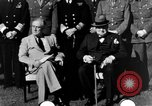 Image of Franklin D Roosevelt Casablanca Morocco, 1943, second 3 stock footage video 65675050212