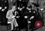 Image of Franklin D Roosevelt Casablanca Morocco, 1943, second 6 stock footage video 65675050212