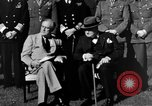 Image of Franklin D Roosevelt Casablanca Morocco, 1943, second 7 stock footage video 65675050212