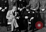 Image of Franklin D Roosevelt Casablanca Morocco, 1943, second 9 stock footage video 65675050212