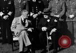 Image of Franklin D Roosevelt Casablanca Morocco, 1943, second 10 stock footage video 65675050212