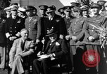 Image of Winston Churchill Casablanca Morocco, 1943, second 2 stock footage video 65675050213