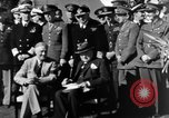 Image of Winston Churchill Casablanca Morocco, 1943, second 3 stock footage video 65675050213