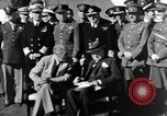 Image of Winston Churchill Casablanca Morocco, 1943, second 4 stock footage video 65675050213