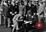 Image of Winston Churchill Casablanca Morocco, 1943, second 6 stock footage video 65675050213