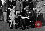 Image of Winston Churchill Casablanca Morocco, 1943, second 12 stock footage video 65675050213