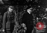 Image of Winston Churchill Casablanca Morocco, 1943, second 1 stock footage video 65675050215