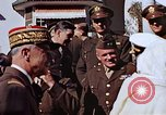 Image of military officers Rabat Morocco, 1942, second 5 stock footage video 65675050217