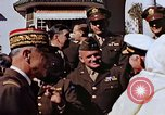 Image of military officers Rabat Morocco, 1942, second 6 stock footage video 65675050217