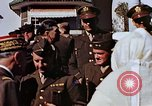 Image of military officers Rabat Morocco, 1942, second 8 stock footage video 65675050217