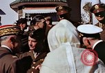 Image of military officers Rabat Morocco, 1942, second 9 stock footage video 65675050217