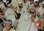 Image of snake charmer Marrakesh Morocco, 1942, second 10 stock footage video 65675050221