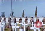 Image of American military cemetery Port Lyautey French Morocco, 1942, second 4 stock footage video 65675050223
