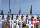 Image of American military cemetery Port Lyautey French Morocco, 1942, second 5 stock footage video 65675050223