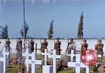 Image of American military cemetery Port Lyautey French Morocco, 1942, second 6 stock footage video 65675050223