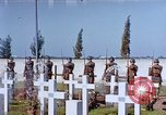 Image of American military cemetery Port Lyautey French Morocco, 1942, second 7 stock footage video 65675050223