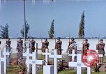 Image of American military cemetery Port Lyautey French Morocco, 1942, second 8 stock footage video 65675050223