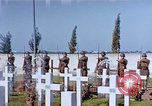 Image of American military cemetery Port Lyautey French Morocco, 1942, second 9 stock footage video 65675050223