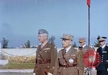 Image of American military cemetery Port Lyautey French Morocco, 1942, second 10 stock footage video 65675050223